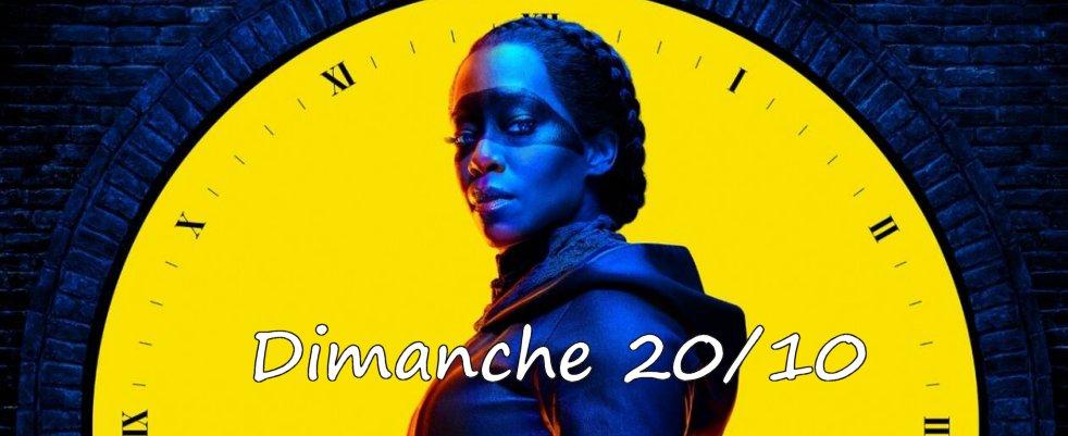 Dimanche 20/10, ce soir : Watchmen sur HBO