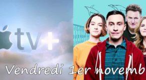 Vendredi 01/11 : lancement d'Apple TV+ avec 5 séries, Atypical