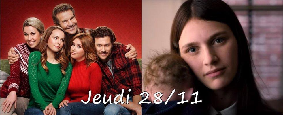 Jeudi 28/11, ce soir : Servant et Merry Happy Whatever