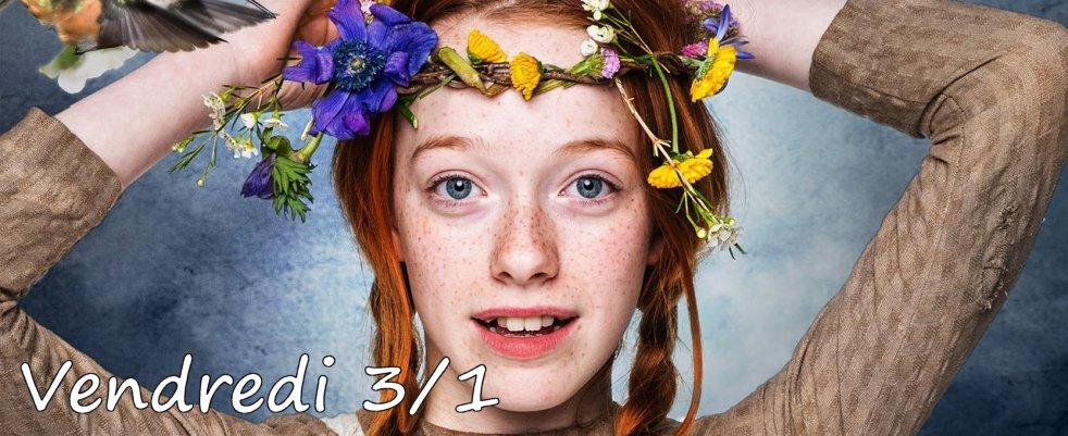 Vendredi 3/1, ce soir : Anne with an E, dernière saison
