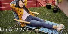 Mercredi 22/1, ce soir : Awkwafina is Nora from Queens autres
