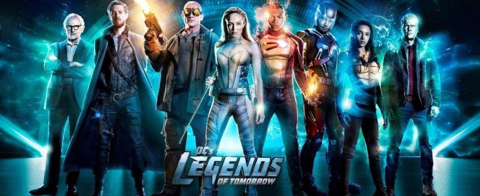Mardi 14/1, ce soir : 5ème saison de Legends of Tomorrow