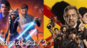 Vendredi 21/02, ce soir : The Clone Wars, Hunters
