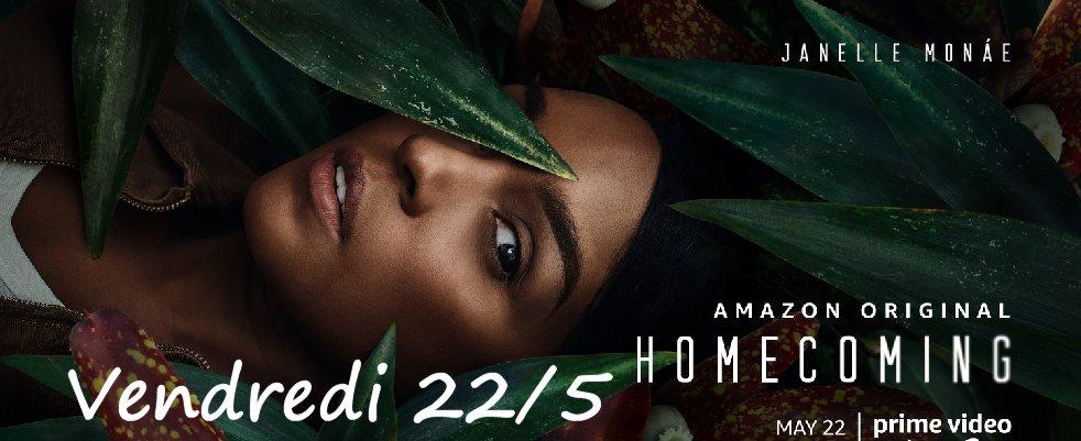 Vendredi 22/5, ce soir : Homecoming, Trailer Park Boys, Mythic Quest : Quarantine