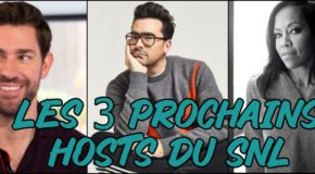 Les 3 prochains hosts du Saturday Night Live
