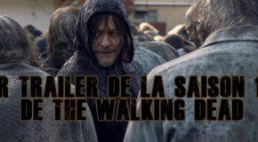 1er trailer pour la 3ème partie de la saison 10 de The Walking Dead