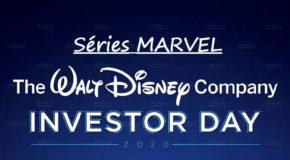 Les séries Marvel à venir sur Disney +, dont 6 en 2021 UPDATE