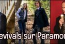 3 revivals sur Paramount+ (anc.CBS All Access)