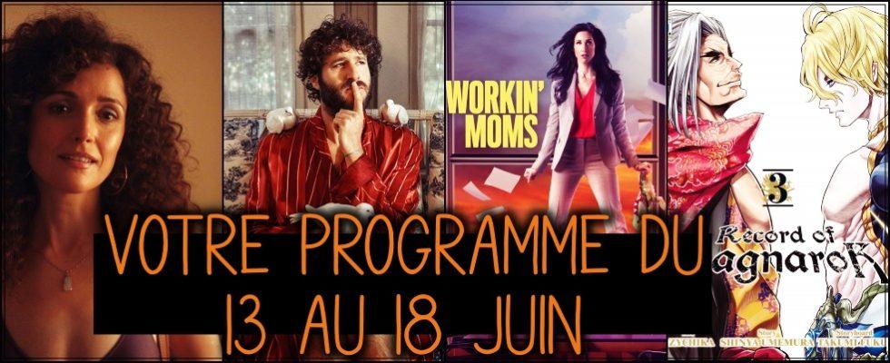 VOTRE PROGRAMME DU 13 au 18 juin autres